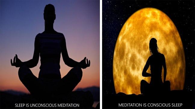 sleep-and-meditation